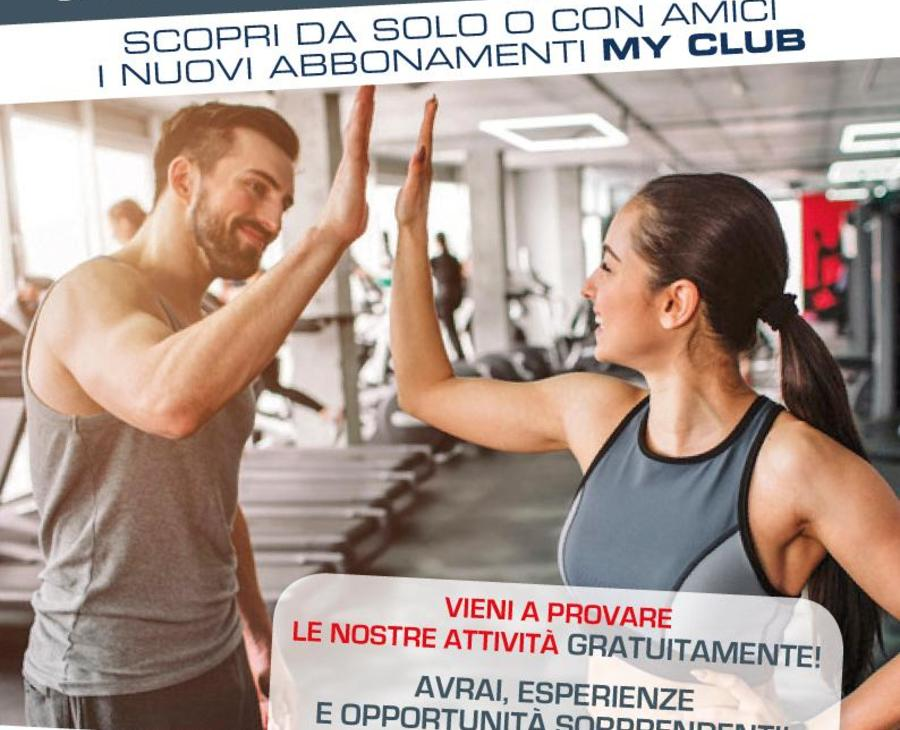 COLOGNO MONZESE - Open week My Club